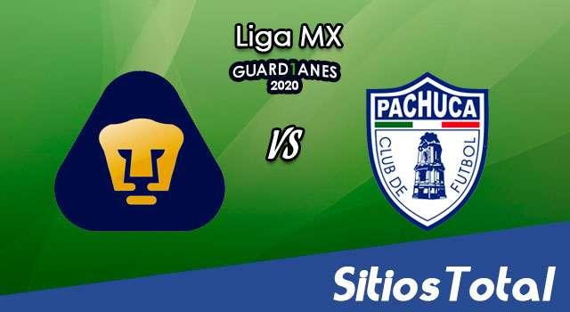 Pumas vs Pachuca en Vivo – Partido de Vuelta – Cuartos de Final – Liga MX – Guardianes 2020 – Domingo 29 de Noviembre del 2020