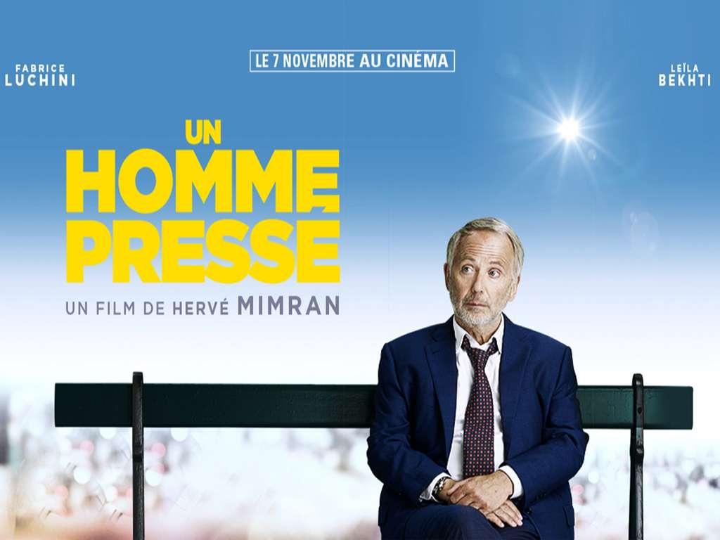 Χαλαρώστε Κύριε Αλέν! (Un Homme Pressé) Trailer / Τρέιλερ Movie