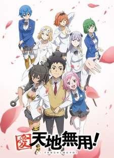 Ai Tenchi Muyou!'s Cover Image