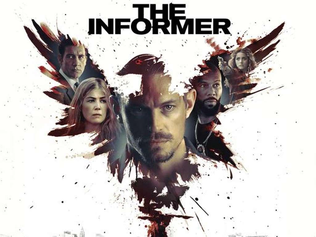 3 Δευτερόλεπτα (The Informer) - Trailer / Τρέιλερ Movie