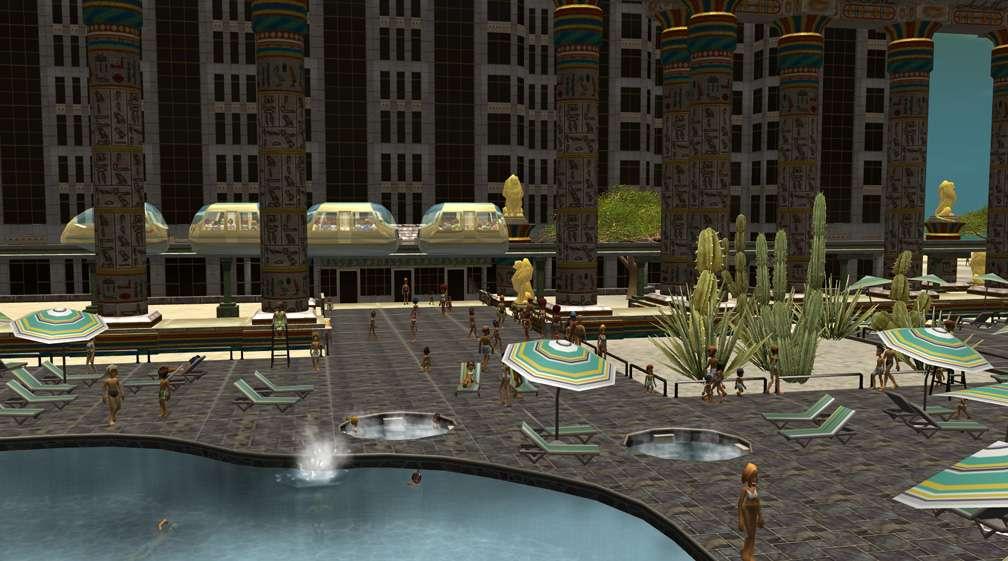 Image 06 - Parks, Scenarios, & Sandboxes - Scenario: Water World Resort