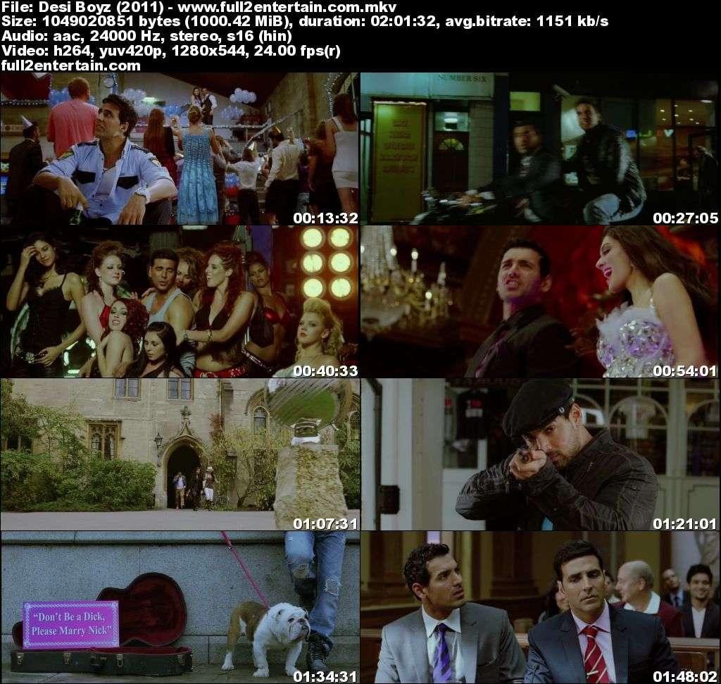 Desi Boyz Full Movie 2011 Free Download HD