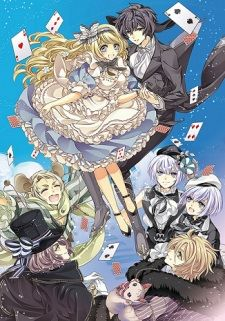 Trick or Alice's Cover Image