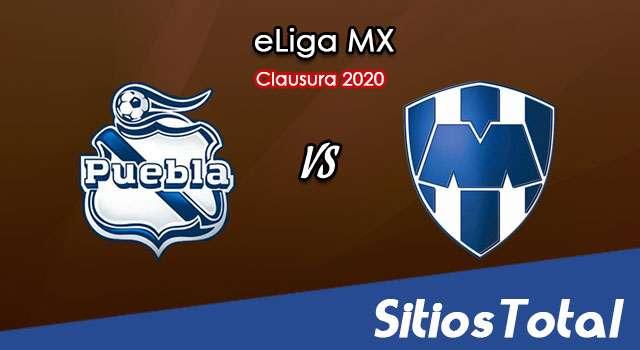 Puebla vs Monterrey en Vivo – eLiga MX – Lunes 1 de Junio del 2020