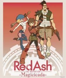 Red Ash: Gearworld's Cover Image