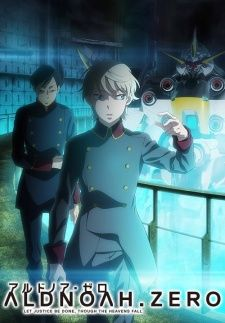 Aldnoah.Zero 2nd Season's Cover Image