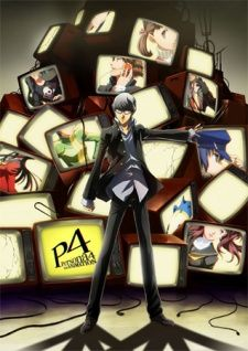 Persona 4 the Animation: No One is Alone's Cover Image