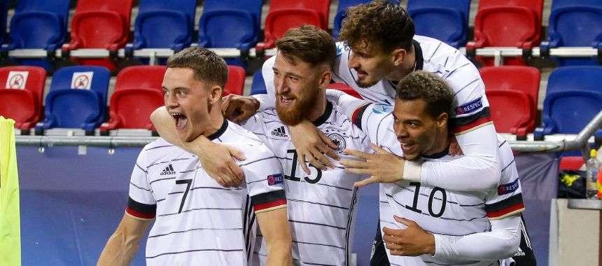 Англия–Германия, Бельгия–Португалия и остальные пары 1/8 финала Евро-2020