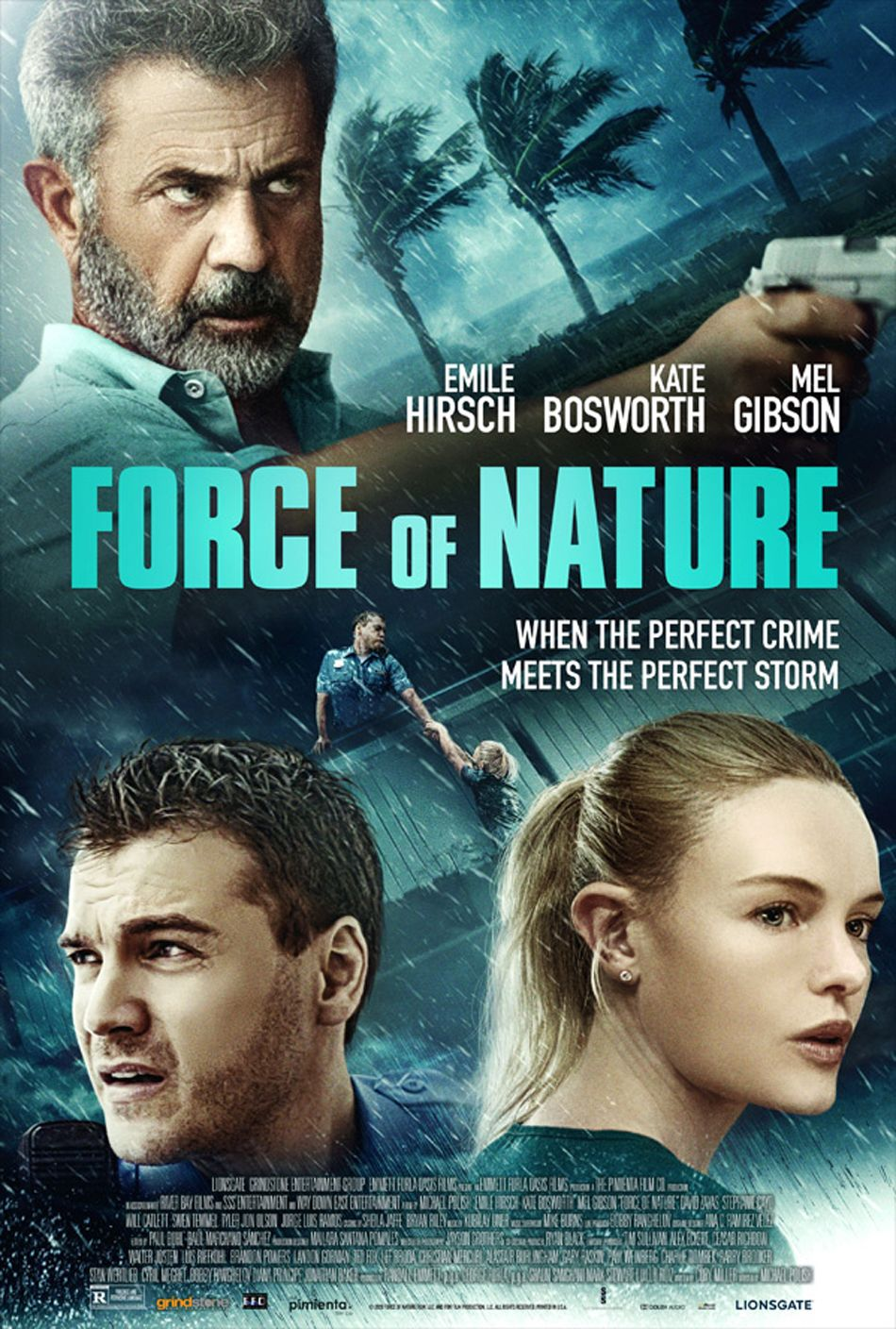 Force of Nature - Trailer / Τρέιλερ Poster