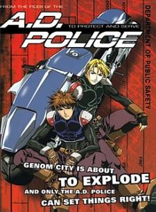 A.D. Police (TV)'s Cover Image
