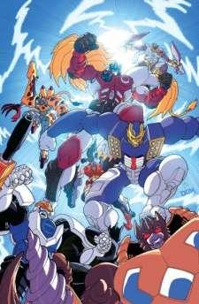 Beast Wars Second Chou Seimeitai Transformers's Cover Image