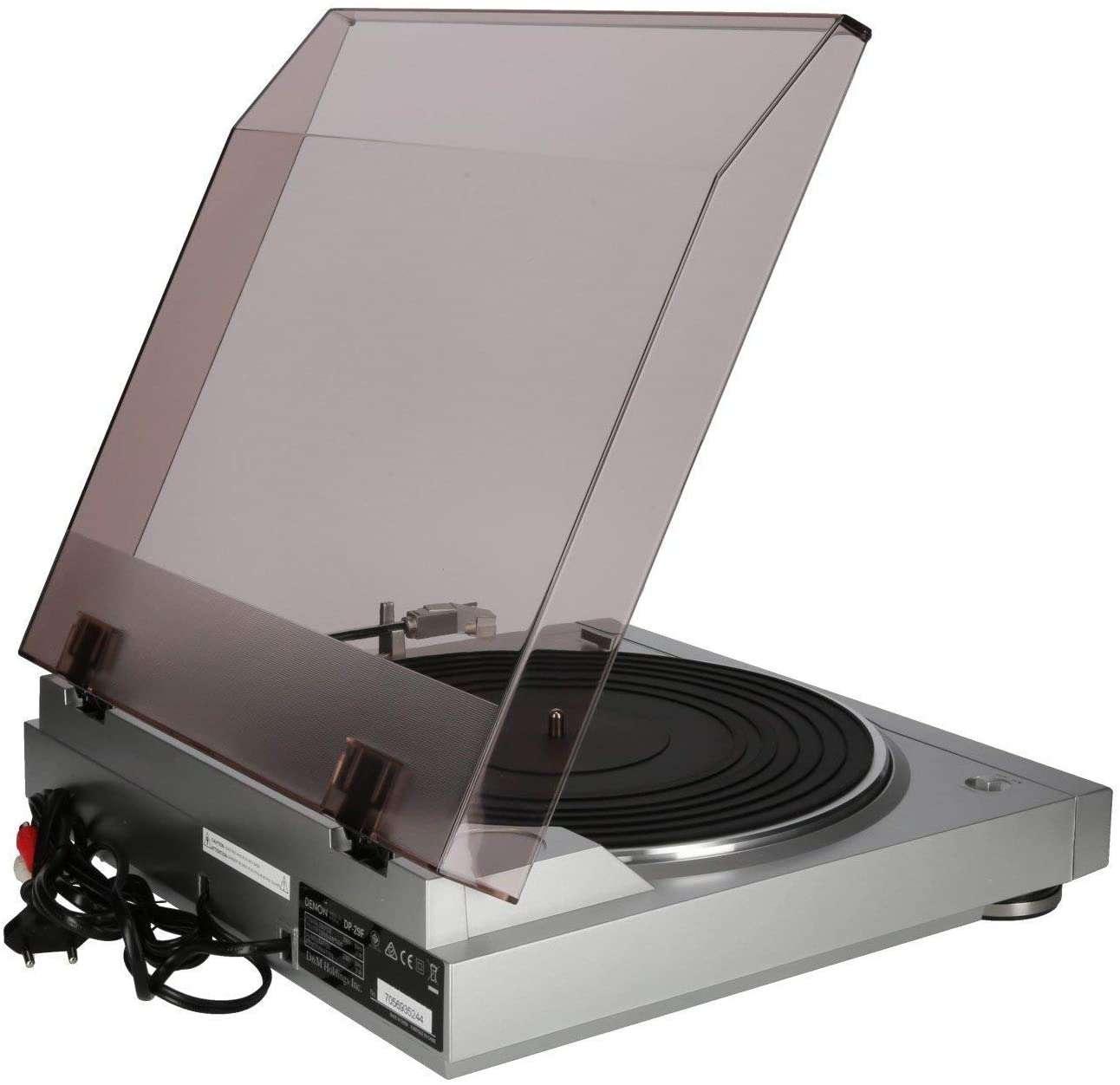 toca discos entrada