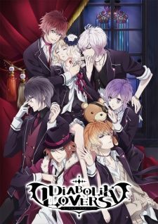 Diabolik Lovers's Cover Image