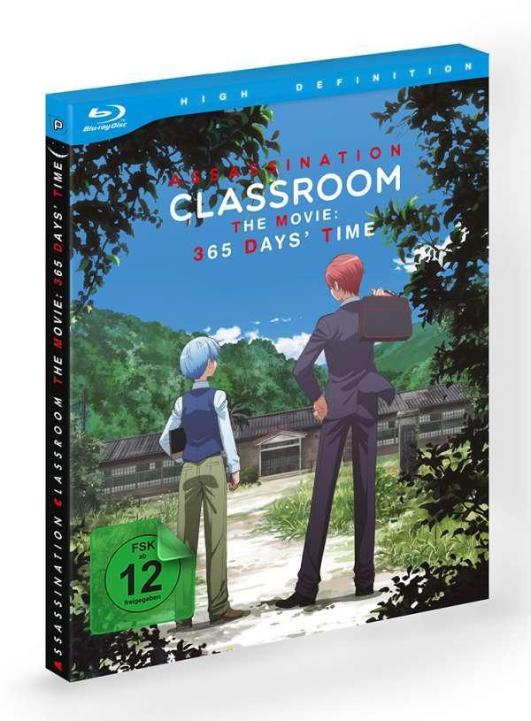 FS - Assassination Classroom 365 Days 2016 JAPANESE 1080p BluRay