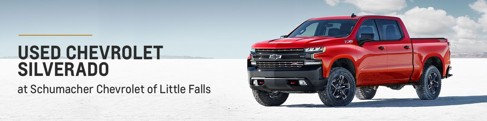 Used Chevrolet Silverado For Sale in Little Falls NJ