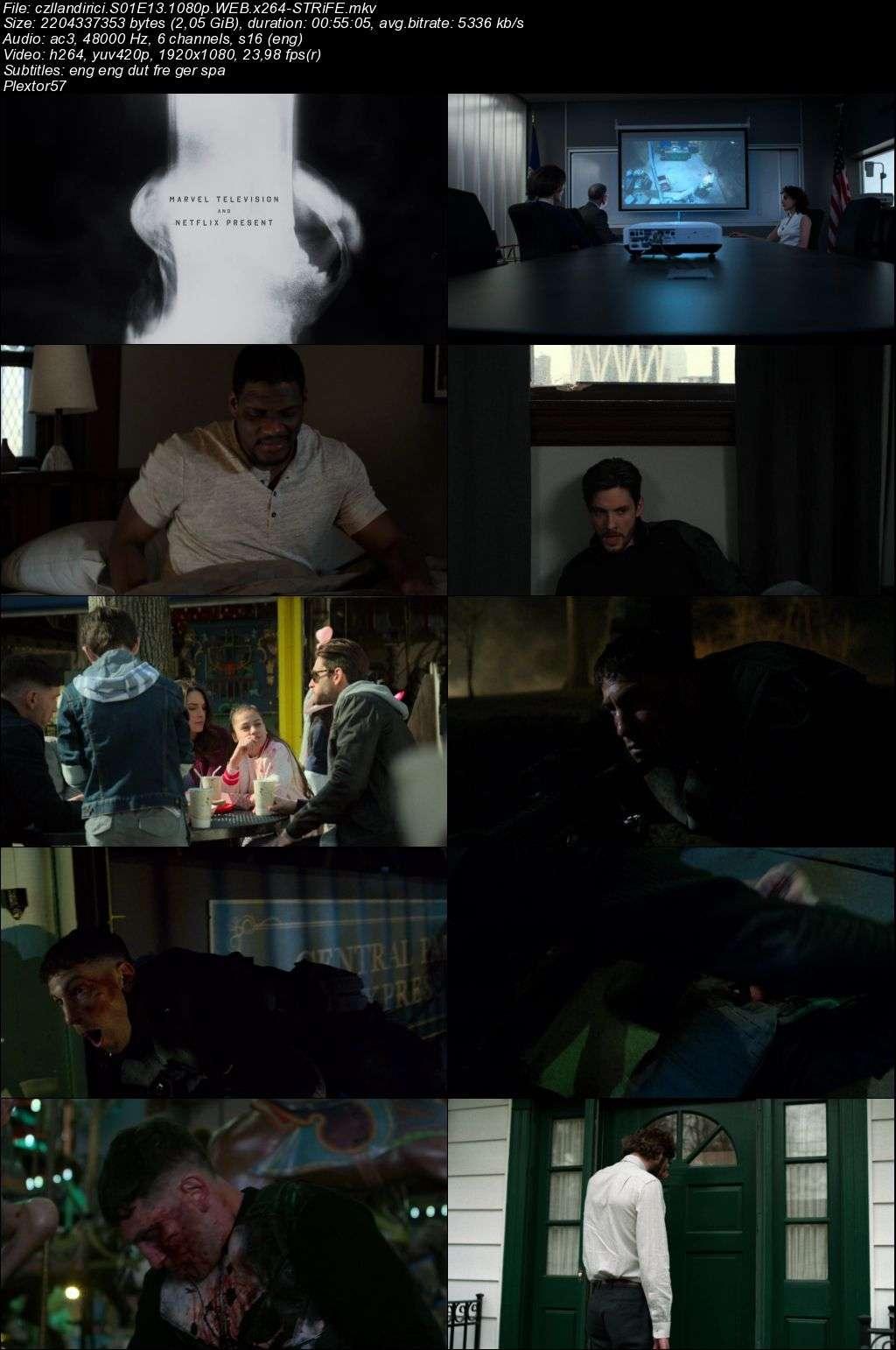 The Punisher 1.sezon tum bolumler