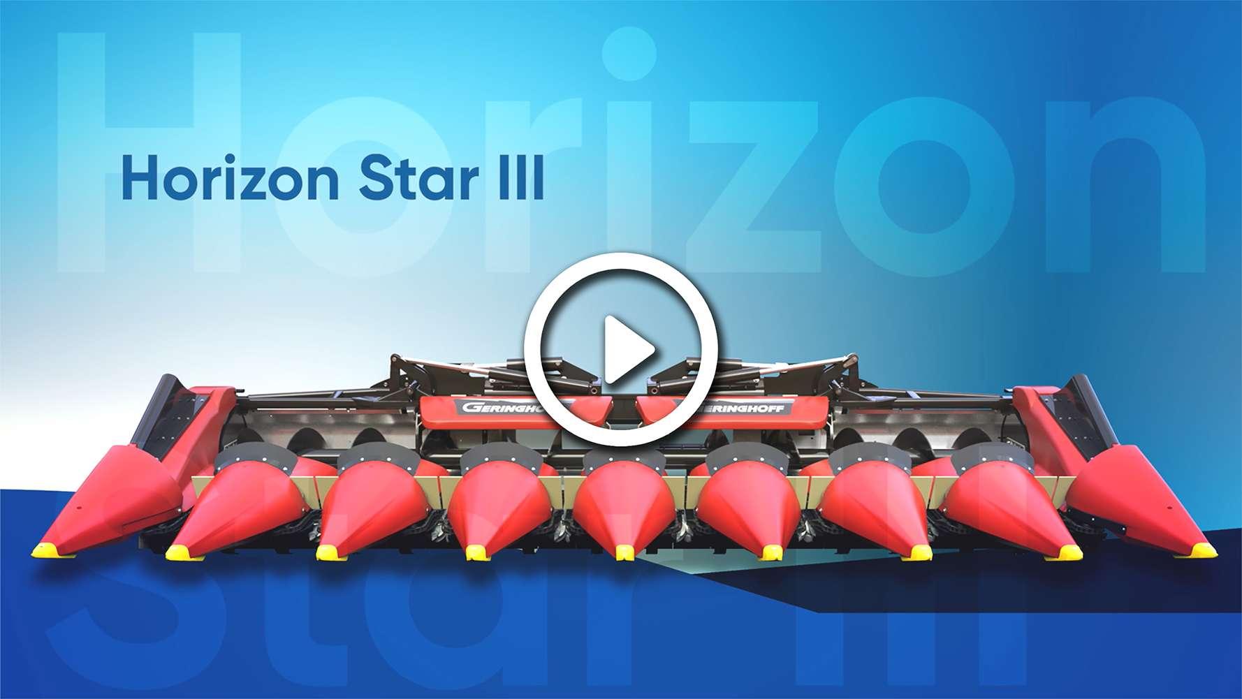 horizon star III product video