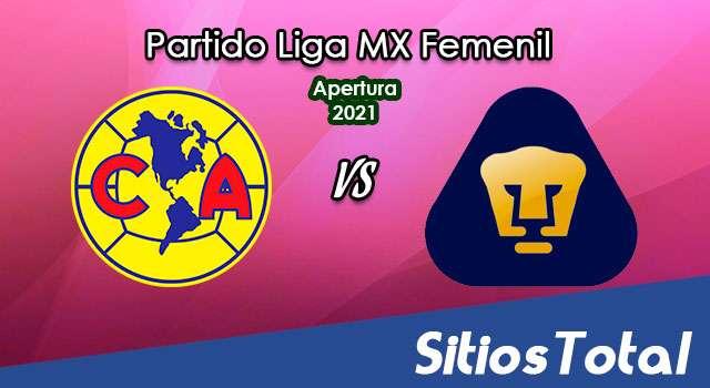 América vs Pumas en Vivo – Transmisión por TV, Fecha, Horario, MxM, Resultado – J8 de Apertura 2021 de la Liga MX Femenil