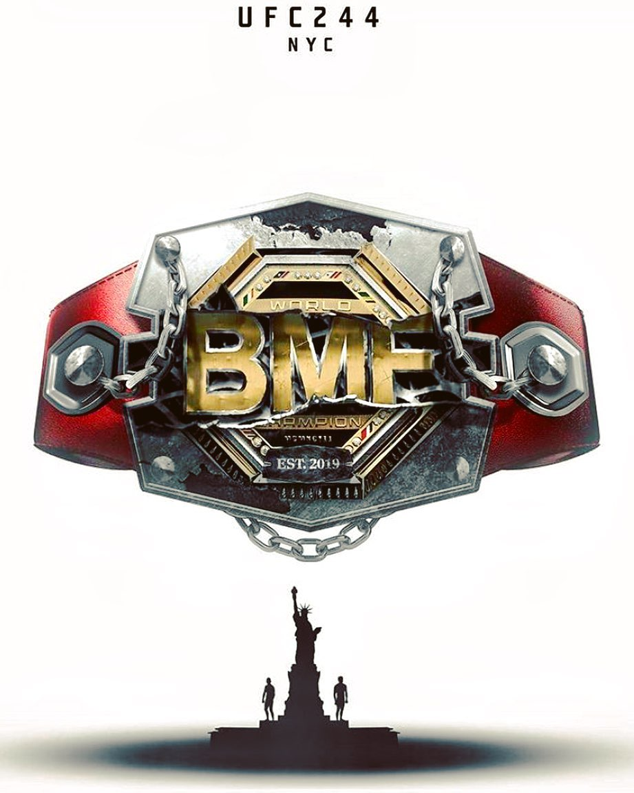 The BMF Belt | Page 6 | Sherdog Forums | UFC, MMA & Boxing