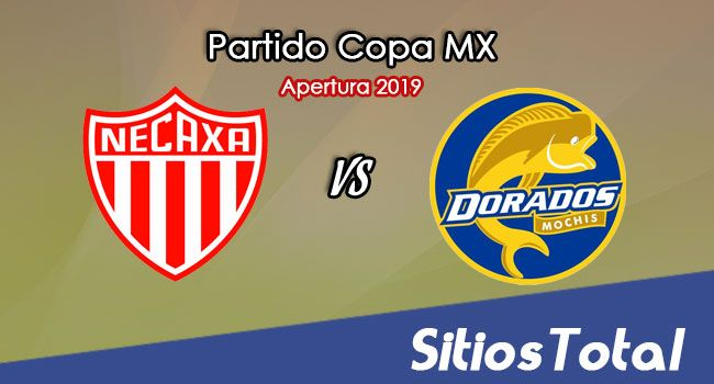 Necaxa vs Dorados de Sinaloa en Vivo – Copa MX – Martes 13 de Agosto del 2019