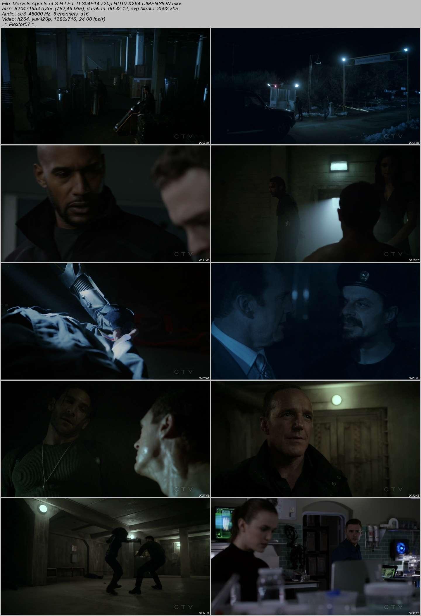 Marvels Agents of SHIELD 4.sezon tum bolumler