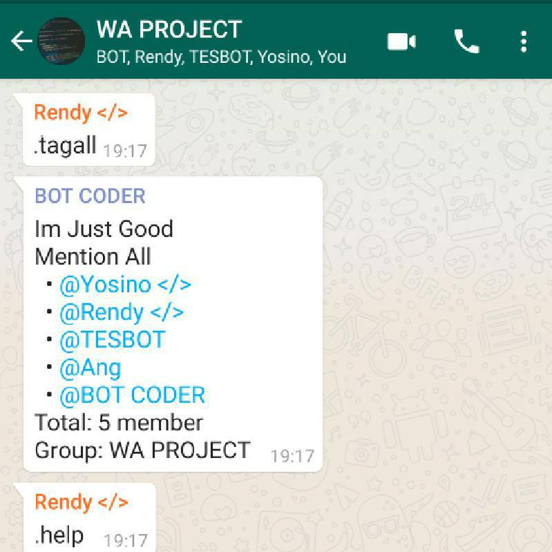 Project Bot