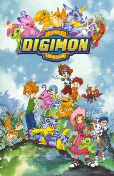 Digimon Adventure's Cover Image