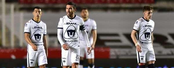 Resultado Querétaro vs Pumas – Jornada 3 – Guardianes 2021