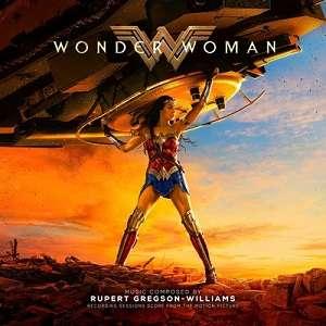 Rupert Gregson-Williams: Wonder Woman (Original Motion Picture Soundtrack) (2017) Mp3 320kbps