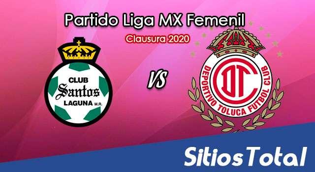 Ver Santos vs Toluca en Vivo – Liga MX Femenil – Guardianes – Jueves 19 de Noviembre del 2020