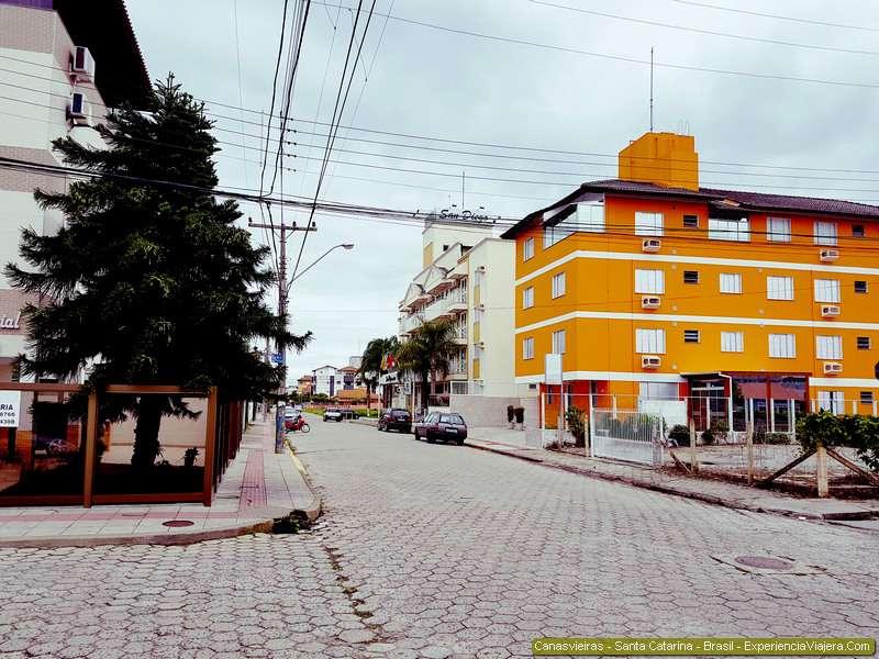 canasvieiras en auto a brasil