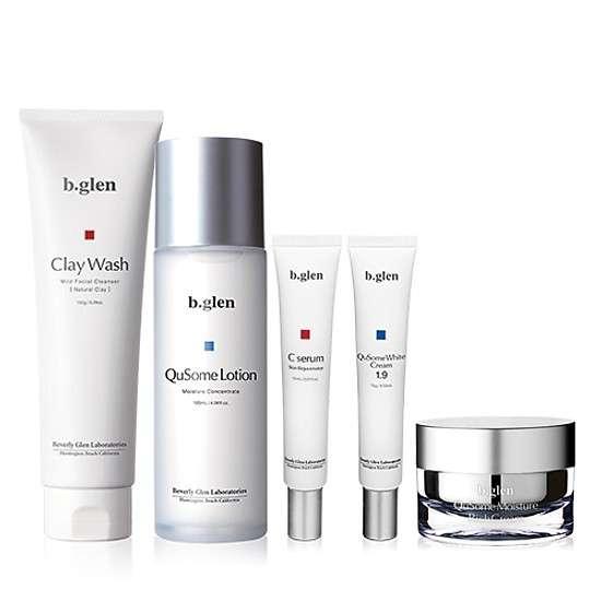 b.glen Skin Brightening Skincare Japan Singapore