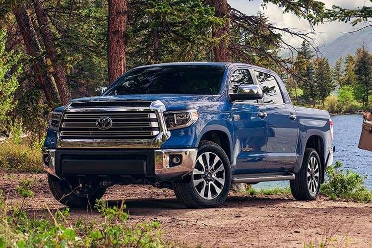 Toyota Tundra Exterior