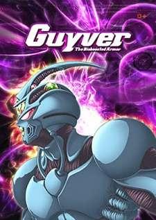 Kyoushoku Soukou Guyver (2005)'s Cover Image