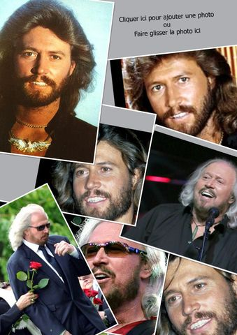 BARRY GIBB des BEES GEES