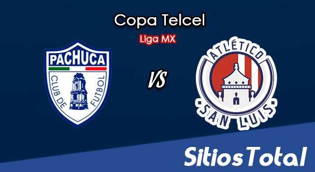 Pachuca vs Atlético San Luis en Vivo – Semifinales – Copa Telcel – Liga MX – Martes 14 de Julio del 2020