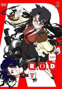 R.O.D OVA Cover Image