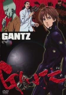 Gantz's Cover Image