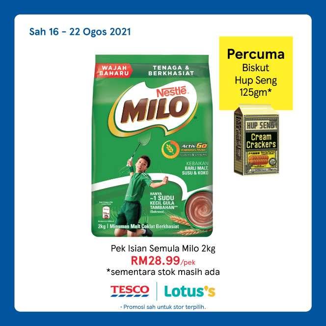 Tesco Catalogue(16 August)