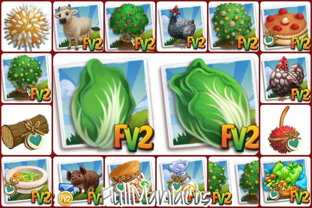 Farmville 2 Nuevos Items de Edicion Limitada en Shop 18-9-2017