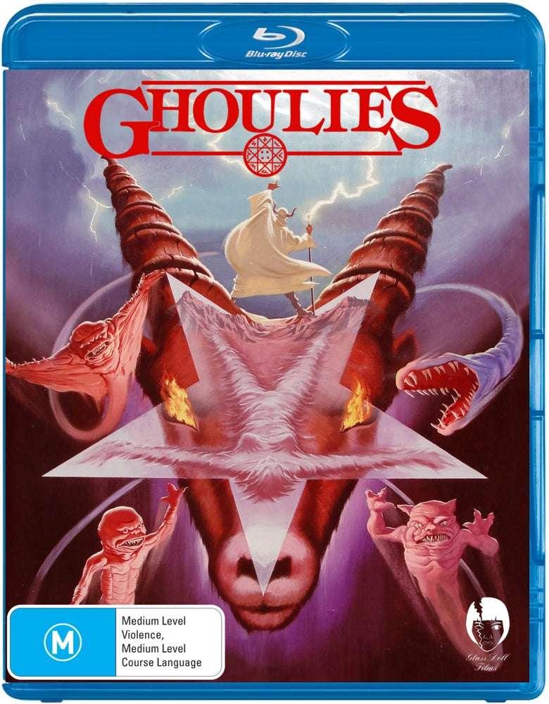 Ghoulies (1984) HDRip 1080p Ac3 ITA (DVD Resync) DTS Ac3 ENG Subs x264