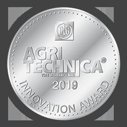 Agritechnica silver medal innovation award