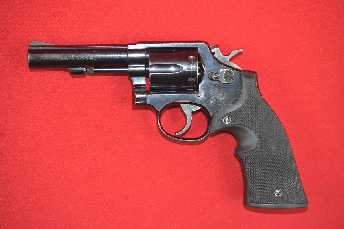 smith and wesson m13-4