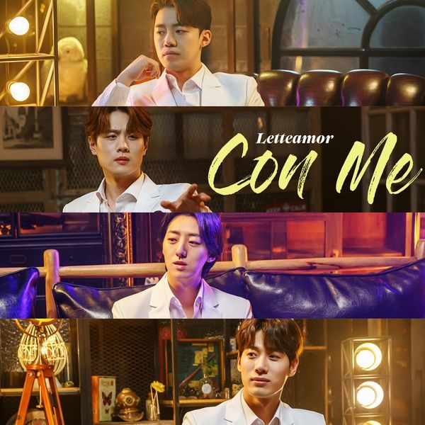 [Single] Letteamor – Con Me (Oh My Love) (MP3)