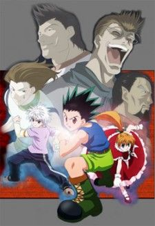 Hunter x Hunter: Greed Island Final Cover Image