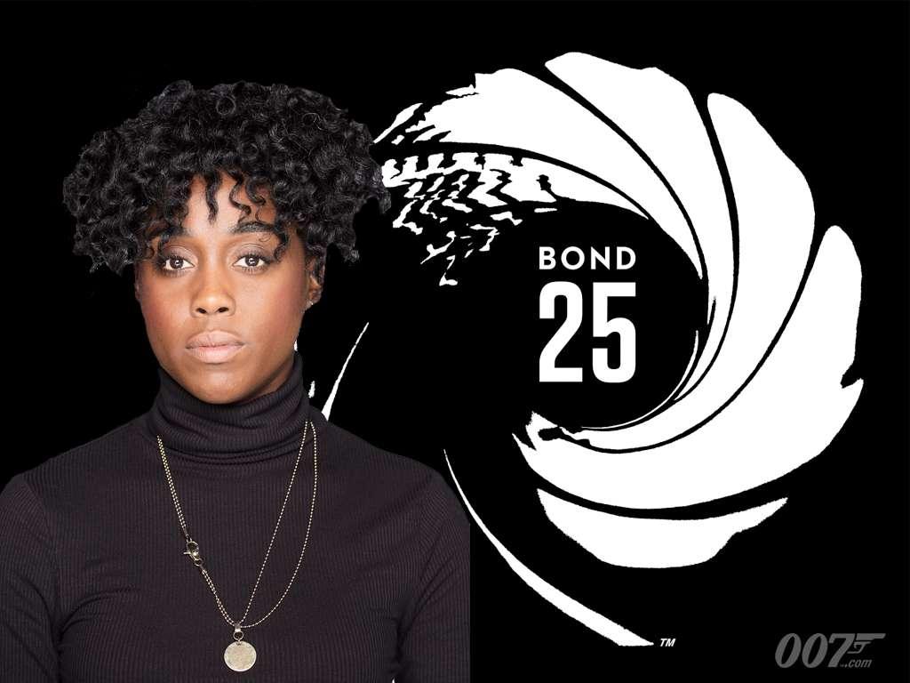 Lashana Lynch 007 Bond 25