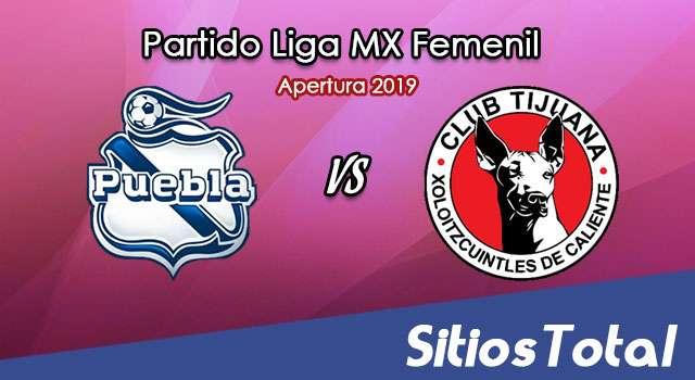 Ver Puebla vs Xolos Tijuana en Vivo – Liga MX Femenil – Apertura 2019 – Domingo 13 de Octubre del 2019