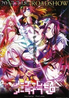 No Game No Life: Zero's Cover Image