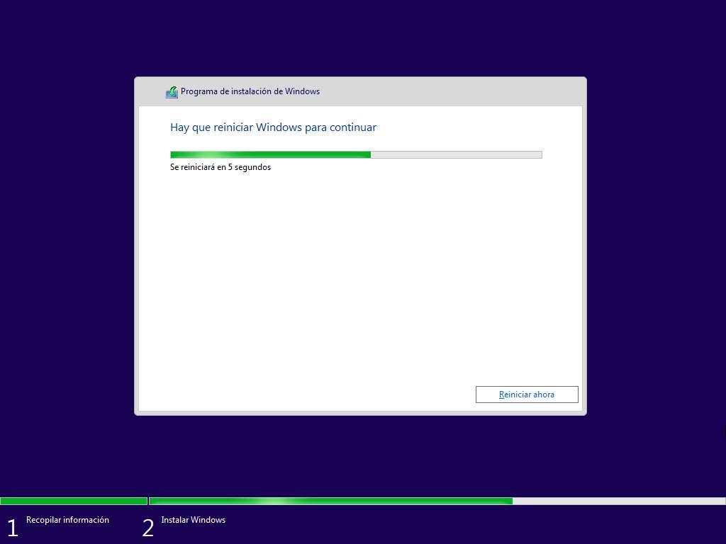 Windows 10 Guía de Instalación (Imágenes)