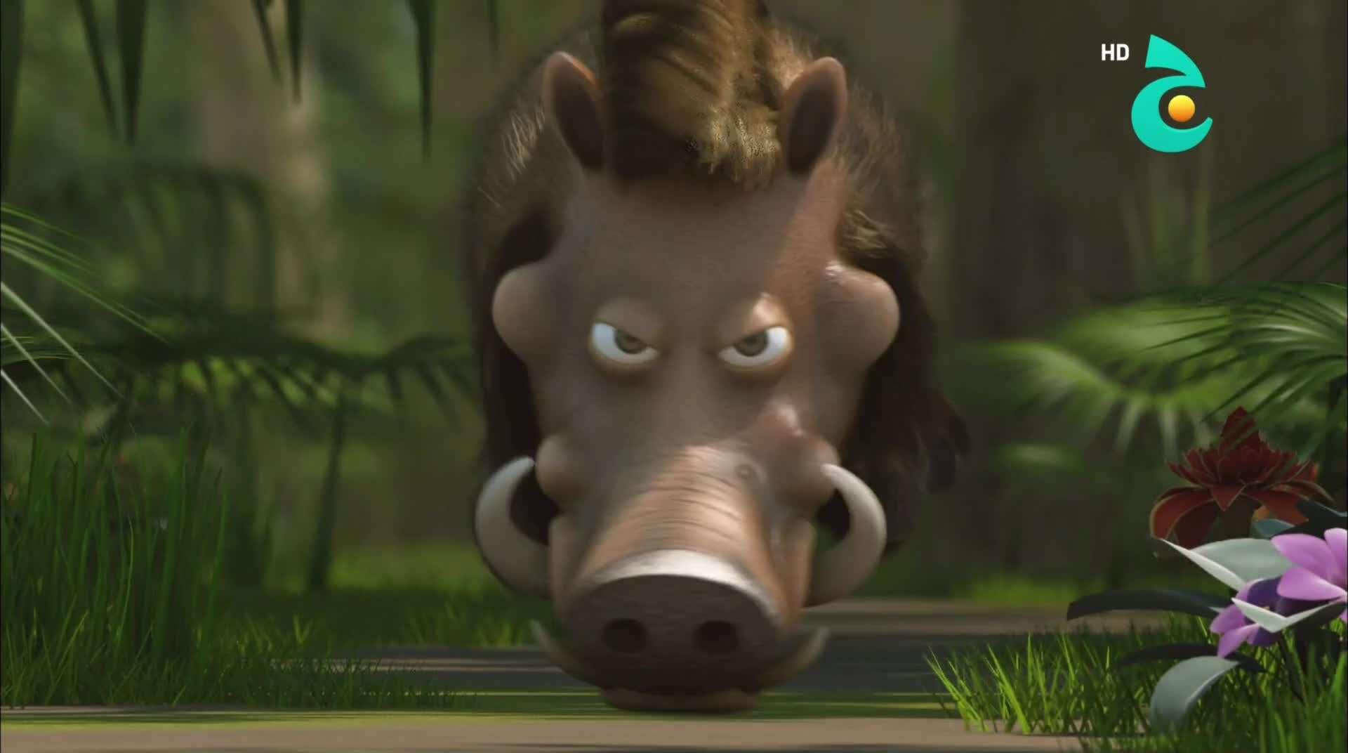 أسطورة النمر المحارب The Jungle Bunch (2011) HDTV 1080p تحميل تورنت 6 arabp2p.com